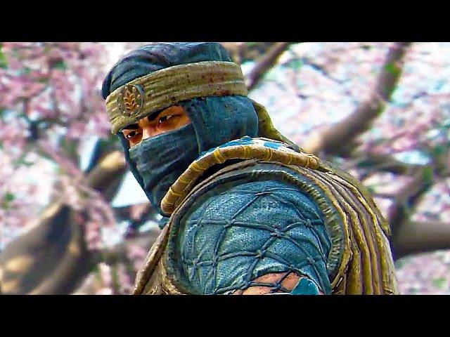 For Honor: Shinobi & Centurion Gameplay Trailer (New Classes)