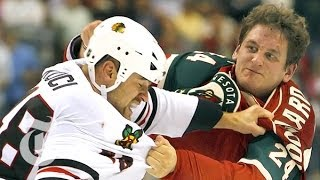 Punched Out: The Rise and Fall of Derek Boogaard [Full Version] | The New York Times