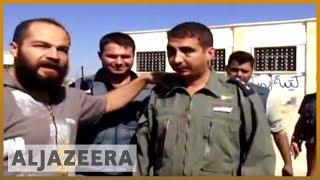 Captured Syrian pilot speaks to Al Jazeera