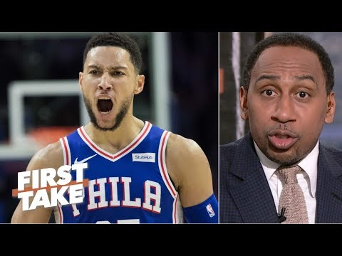 Ben Simmons is costing the 76ers a championship – Stephen A. First Take