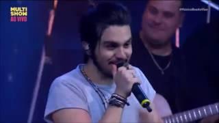 Luan Santana - Chuva de Arroz - Música Boa ao vivo