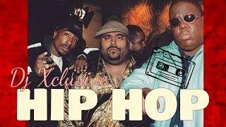 XCLUSIVE GANGSTA HIP HOP MIX ~ COMPILED BY DJ XCLUSIVE G2B ~ Biggie, 2Pac, Big Punisher & More