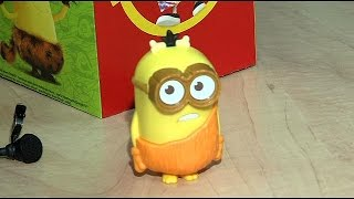 Parents say McDonald's Minion toys are cursing
