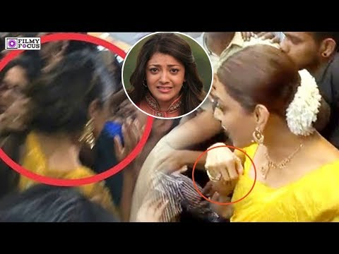 Xxx Mp4 Kajal Agarwal Harassed By Fans Vulgar Behaviour Kajal Agarwal Chennai Shopping Mall 3gp Sex