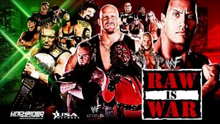 WWF Raw Is War (1997-2001) - We're All Together Now +DL