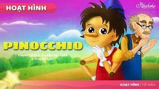 Pinocchio - truyện cổ tích việt nam - Chuyện thiếu nhi - Phim hoạt hình