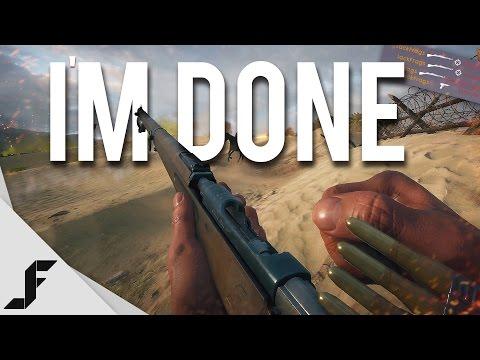 watch I'M DONE - Battlefield 1 Sniper