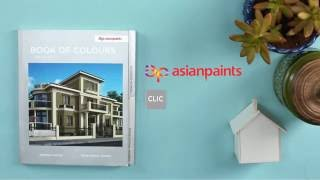 Asian Paints presents 'The Book Of Colours - Exteriors 2016'