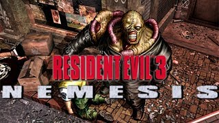 Gamecube - RESIDENT EVIL 3 NEMESIS - HARD MODE - New Game+