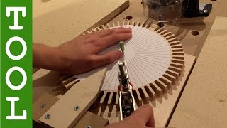 How to Make Wooden Gears with a Router