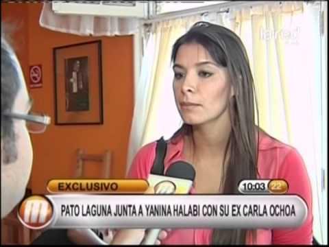 Xxx Mp4 Pato Laguna Junta A Yanina Halabi Con Su Ex Carla Ochoa 3gp Sex