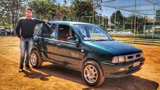 Modified Old Maruti Zen Into Custom New Car By Full Throttle Custom MotoMahal  Car Modification