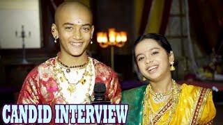 Peshwa Bajirao: Rudra Soni & Nitanshi Goel Talk About Their Look For The Wedding | Interview