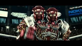 Real Steel [Imagine Dragons - Radioactive] (by Kisliy)