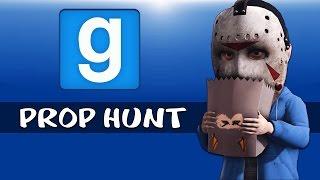 Gmod Ep. 40 PROP HUNT - HALLOWEEN Edition! (Garry's Mod Funny Moments) SFM Intro!