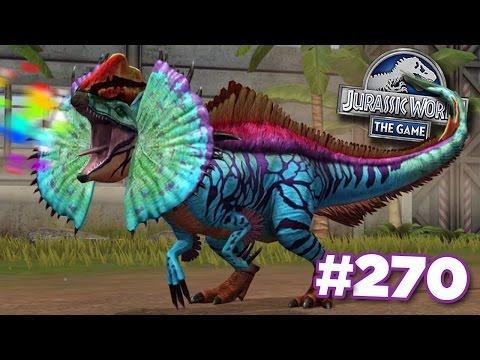 New Hybrid Erliphosaurus Jurassic World The Game Ep270 Hd