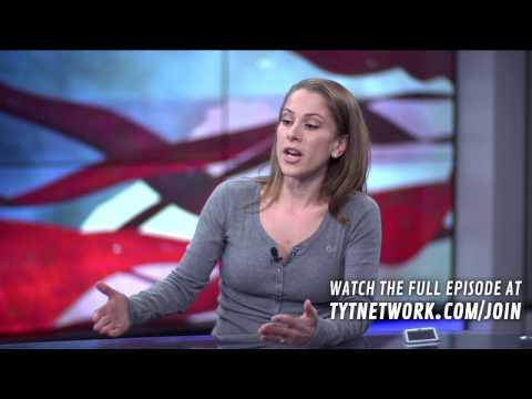watch Ana Kasparian On Hosting The Young Turks With Cenk Uygur