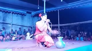জাতরা মেয়ের ফাটাফাটি পালা গান   Bangla Jatra Pala Gaan 2017   Stage Performance   Jatra Pala