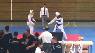International Backetal Cup (Taekwondo Hessenmeister Samsur Daulatzai)