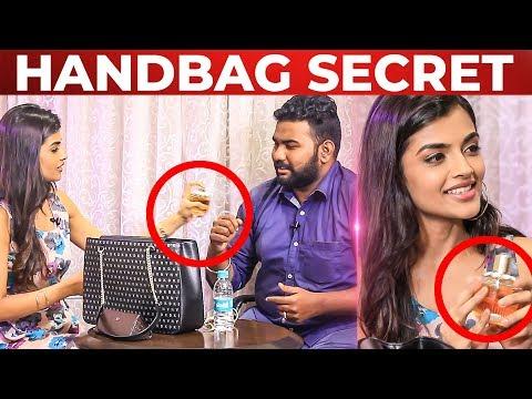Xxx Mp4 Evanukku Engeyo Macham Irukku Ashna Zaveri HANDBAG Secret Revealed What S Inside The HANDBAG 3gp Sex