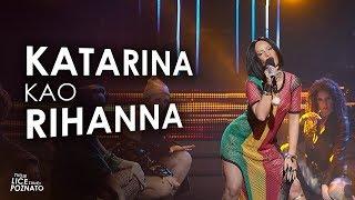 Katarina Baban kao Rihanna - Work