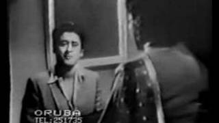 Mohd. Rafi sings for Kishor Kumar. Another version