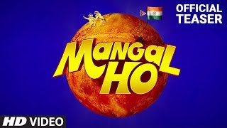 Official Movie Teaser: Mangal Ho   Chakraborty Pritish   Aanushka Ramesh