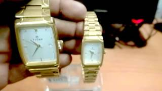Review Of Titan 19372937YM01 Bandhan Analog Wrist Watch For Couples