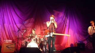The Vamps; Little Things [One Direction Cover]. 20th April 2013 - Birmingham. Front Row, HD.