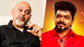 Vijay didn't know what to Answer for my Question? | Nibunan Director Arun Vaidyanathan| MY124