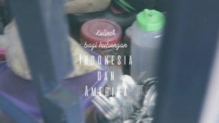 Kuliner Bagi Hubungan Indonesia dan Amerika (feature film)