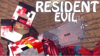 Minecraft | RESIDENT EVIL MOD Showcase! (Horror Mobs, Horror, Scary Mod)