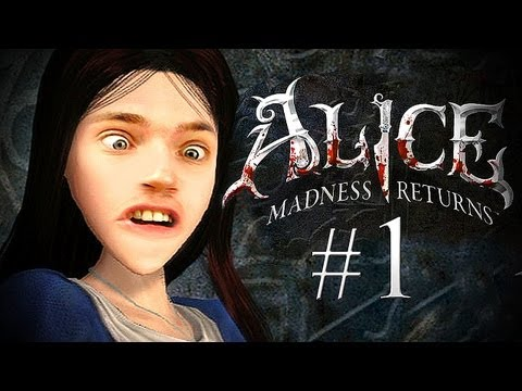 WE RE GOING TO WONDERLAND Alice The Madness Returns Part 1