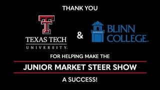 2019 Junior Market Steer Show- Day 1