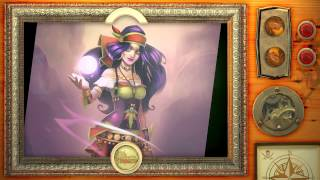 Pirate101 Rogue's Gallery: Madame Vadima