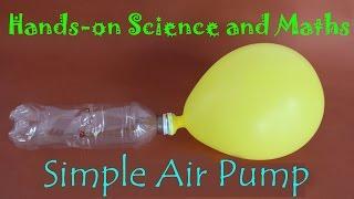 Simple Air Pump   Hindi