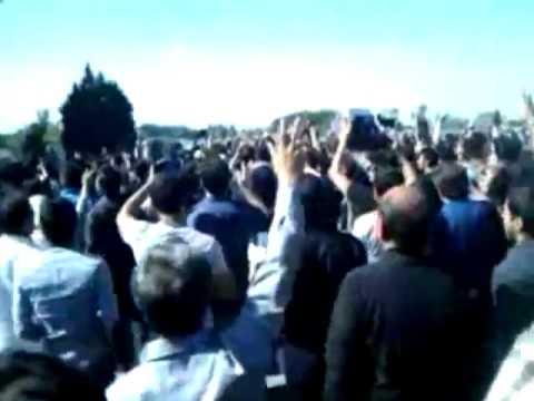 Iran Tehran 25 May 2011 Funeral of Naser Hejazi   P11