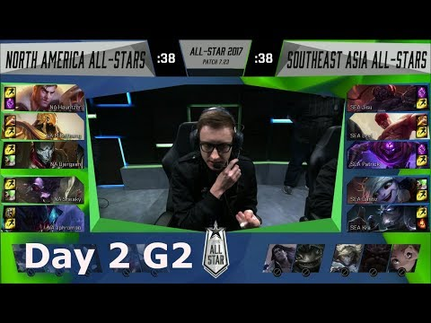Xxx Mp4 NA LCS Vs SEA Day 2 Of LoL 2017 All Star Group Stage NA LCS All Stars Vs SEA All Stars 3gp Sex