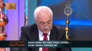 islamda cinsellik , cinselliğin sınırları   Nihat Hatipoğlu 13 02 2014