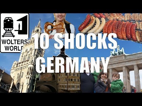Visit Germany - 10 Things That