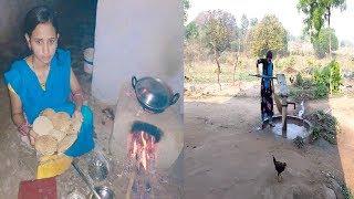VILLAGE STYLE BANGALI RECIPE 2019/ VillAGE LIFE OF INDIA/DAILY KITCHEN ROUTINE/ #radhikafoodvlogs