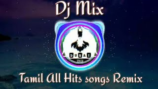 Dj Tamil remix # Tamil Remix kuthu songs # All hits songs collection | Durai Tech