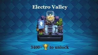 Clash Royale - All Arena Sound Effects HD with Electro Valley