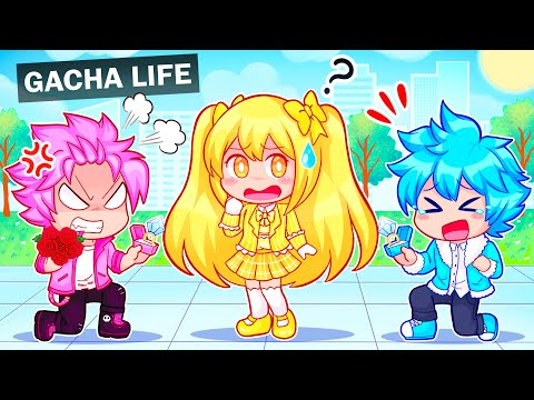 Things got WEIRD In Roblox Gacha Life with the Squad