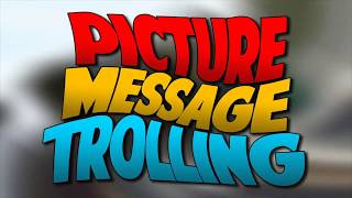SENDING NAUGHTY PICS TO PEOPLE ON XBOX LIVE! - (Call of Duty Trolling)