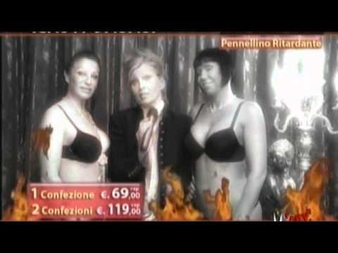 Maurizia Paradiso Televendita Shogun 2011 versione 5