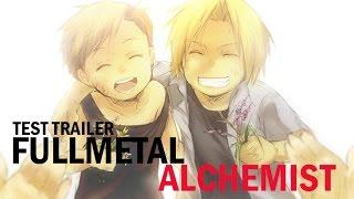 FullMetal Alchemist - Trailer no Oficial en Español Latino