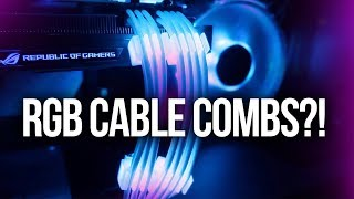 Wait...RGB Cable Combs are Real?!