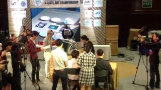 Thailand Latte Art Championchip 2016 - Final 6