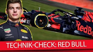 Formel 1 Autos 2019: Red Bull RB15 (Technik-Check)